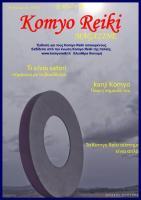 komyo reiki kai italy cover magazine 3